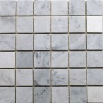 Bianco_Carrara-honed-2x2-mosaic