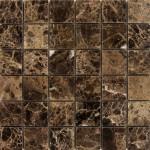 Dark-Emperador-Mosaic-2x2
