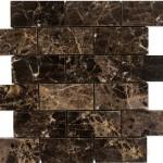 Dark-Emperador-Mosaic-2x4