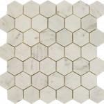 carraro hexagon mosaic