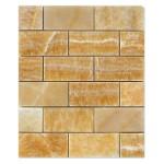 honey-onyx-mosaic-polished-2X4