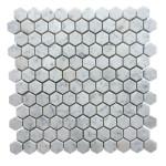 Carrara-Hexagon-1x1