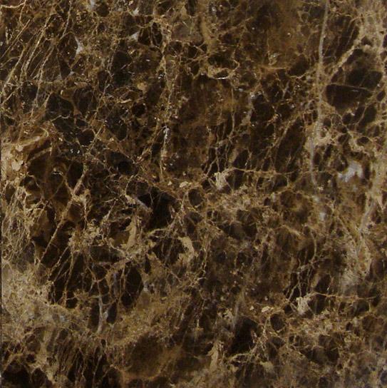 Dark Emperador Marble 12x12