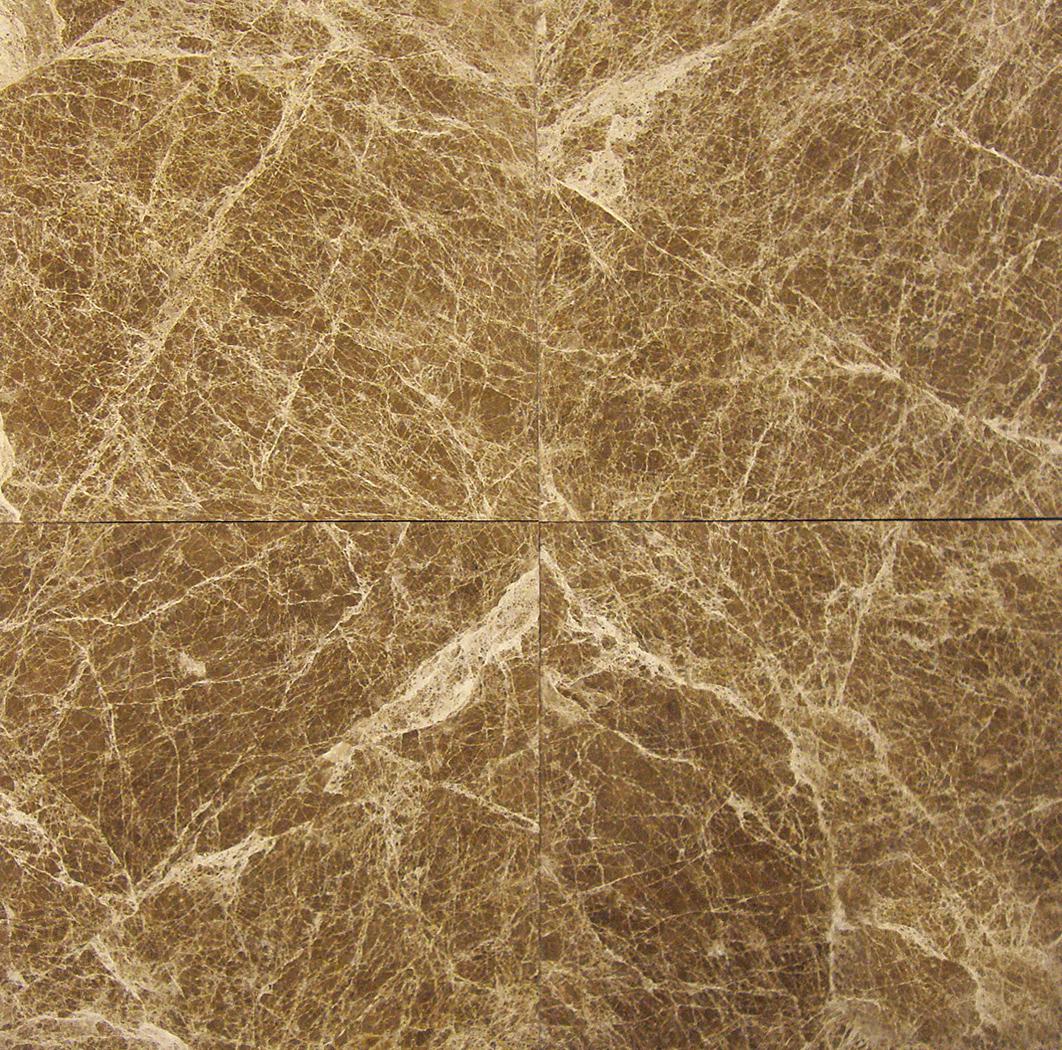 Lt. Emperador Marble Tiles 6×6 Polished | Wholesale Marble Tiles